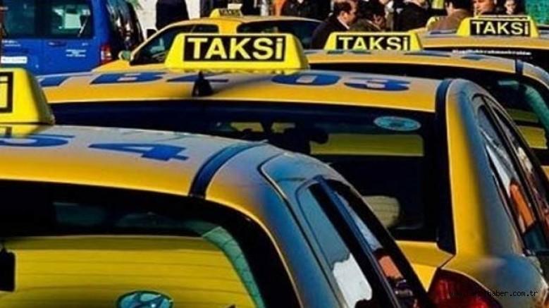 taksicilere-teror-egitimi-verilecek